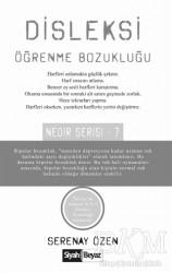 Siyah Beyaz Yayınları - Disleksi Öğrenme Bozukluğu