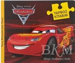 Doğan Egmont Yayıncılık - Disney Arabalar 3 - Yapboz Kitabım