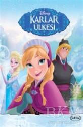 Doğan Egmont Yayıncılık - Disney Karlar Ülkesi 8 Düğmeli Sesli Kitap