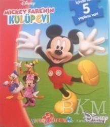 Doğan Egmont Yayıncılık - Disney Mickey Fare'nin Kulüp Evi - Mini Yapboz Kitabım
