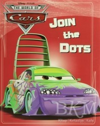 Euro Books - Disney Pixar The World Of Cars - Join The Dots