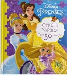 Doğan Egmont Yayıncılık - Disney Prenses Öykülü Yapboz Tam 50 Parça!