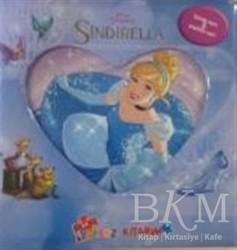 Doğan Egmont Yayıncılık - Disney Prenses Sindirella İlk Yapboz Kitabım
