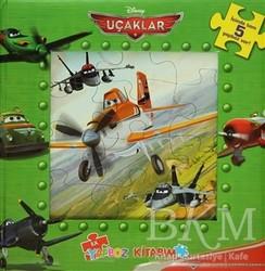Doğan Egmont Yayıncılık - Disney Uçaklar - İlk Yapboz Kitabım