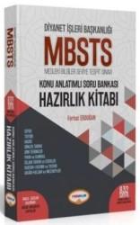 Yediiklim Yayınları - Diyanet İşleri Başkanlığı MBSTS Konu Anlatımlı Soru Bankası Hazırlık Kitabı Yediiklim Yayınları