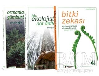 Doğayı Anlamak Seti 3 Kitap Takım