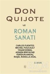 Kafe Kültür Yayıncılık - Don Quijote ve Roman Sanatı