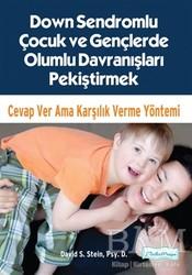 Platform Yayınları - Down Sendromlu Çocuk ve Gençlerde Olumlu Davranışları Pekiştirmek