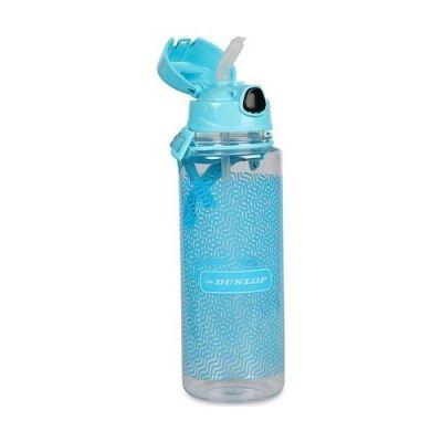 Dunlop Plastik Pipetli Matara Mavi 500 ml