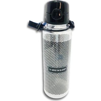 Dunlop Plastik Pipetli Matara Siyah 500 ml