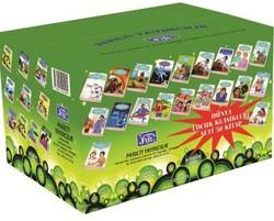 Parıltı Yayınları - Dünya Çocuk Klasikleri Seti 50 Kitap Takım