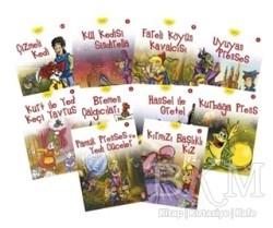Timaş Çocuk - Dünya Masalları- 1 Set (10 Kitap)