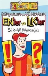 Timaş Yayınları - Dünya'dan ve Türkiye'den En'ler ve İlk'ler