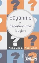 Salon Yayınları - Düşünme ve Değerlendirme İpuçları