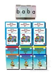Yuka Kids - Düz Yazı Okuma Yazma Seti - 16 Kitap Takım