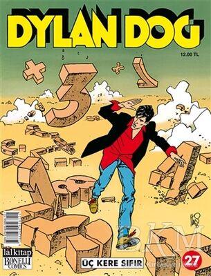 Dylan Dog Sayı 27 Üç Kere Sıfır
