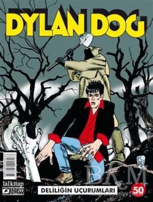 Dylan Dog Sayı: 50 - Deliliğin Uçurumları