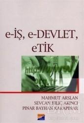 Siyasal Kitabevi - E-İş, E-Devlet, Etik