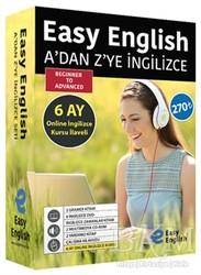 Limasollu Naci Öğretim Yayınları - Easy English - A'dan Z'ye İngilizce Eğitim Seti