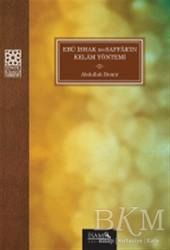 İsam Yayınları - Ebu İshak Es Saffarın Kelam Yönetimi
