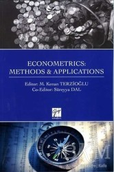 Gazi Kitabevi - Econometrics: Methods & Applications