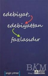 Pegem A Yayıncılık - Akademik Kitaplar - Edebiyat Edebiyattan Fazlasıdır