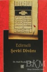 Palet Yayınları - Edirneli Şevki Divanı