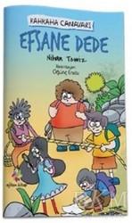 Eğiten Kitap Çocuk Kitapları - Efsane Dede - Kahkaha Canavarı