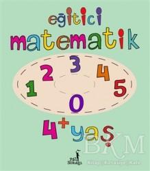 Pal Sokağı Yayınları - Eğitici Matematik 4+ Yaş