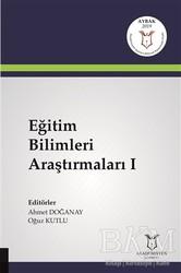 Akademisyen Kitabevi - Eğitim Bilimleri Araştırmaları 1