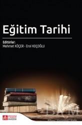 Pegem Akademi Yayıncılık - Akademik Kitaplar - Eğitim Tarihi