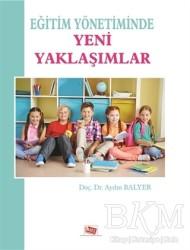 Anı Yayıncılık - Eğitim Yönetiminde Yeni Yaklaşımlar