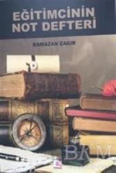 E Yayınları - Eğitimcinin Not Defteri