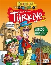 Eğlenceli Bilgi Yayınları - Eğlenceli Gezi - Güzel Ülkem Türkiye 2