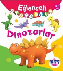 Matara Çocuk - Eğlenceli Oyuncağım – Dinozorlar