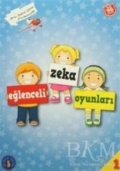 Safran Çocuk Yayınları - Eğlenceli Zeka Oyunları 1