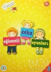 Safran Çocuk Yayınları - Eğlenceli Zeka Oyunları 2
