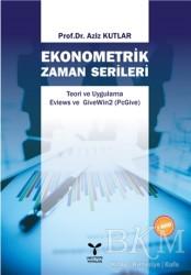 Umuttepe Yayınları - Ekonometrik Zaman Serileri
