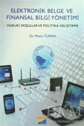 Siyasal Kitabevi - Akademik Kitaplar - Elektronik Belge ve Finansal Bilgi Yönetimi