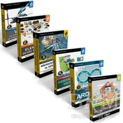 Kodlab Yayın Dağıtım - Elektronik Eğitim Seti 3 (6 Kitap Takım)