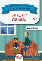 Efsus Yayınları - Elif Misali - Wie Ein Elif