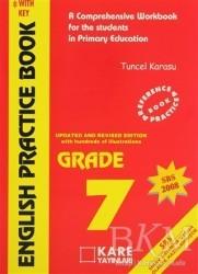 Kare Yayınları - Okuma Kitapları - English Practice Book Grade 7