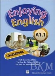Gazi Kitabevi - Enjoying English A1.1 Coursebook + Workbook