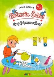 Semerkand Çocuk Yayınları - Erdem'in Ödevi - Grup Çalışmasının Önemi