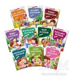 Timaş Çocuk - Erdemler Serisi - 2 (10 Kitap Takım)