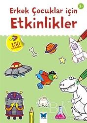 Mavi Kelebek Yayınları - Erkek Çocuklar için Etkinlikler