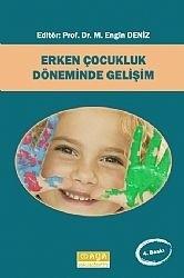 Maya Akademi Yayınları - Erken Çocukluk Döneminde Gelişim