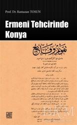 Palet Yayınları - Ermeni Tehcirinde Konya