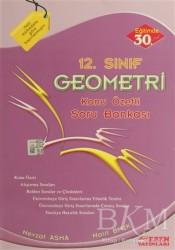 Esen Yayınları - Esen 12. Sınıf Geometri Konu Özetli Soru Bankası
