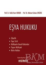 On İki Levha Yayınları - Ders Kitapları - Eşya Hukuku